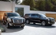Cadillac Escalade 12 Widescreen Wallpaper