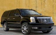 Cadillac Escalade 22 Widescreen Wallpaper