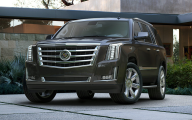 Cadillac Escalade 26 Cool Wallpaper