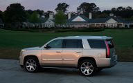 Cadillac Escalade 29 Widescreen Wallpaper
