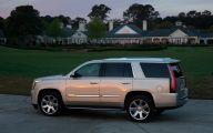 Cadillac Escalade 29 Widescreen Wallpaper
