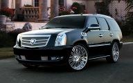 Cadillac Escalade 38 Wide Wallpaper