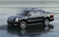 Cadillac Escalade 5 Widescreen Car Wallpaper