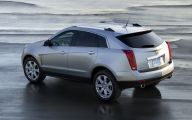 Cadillac Srx 15 Widescreen Wallpaper