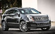 Cadillac Srx 17 Wide Car Wallpaper