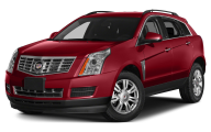 Cadillac Srx 35 Car Desktop Background