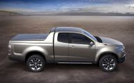 Chevrolet Colorado 21 Desktop Wallpaper
