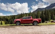 Chevrolet Colorado 3 Background Wallpaper