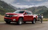 Chevrolet Colorado 5 Car Background