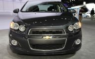 Chevrolet Sonic 2015 16 Car Desktop Background