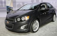 Chevrolet Sonic 2015 18 Cool Car Wallpaper
