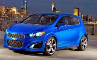Chevrolet Sonic 2015 2 Cool Wallpaper