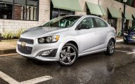 Chevrolet Sonic 2015 22 Car Desktop Wallpaper