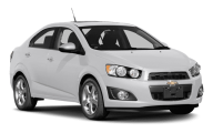Chevrolet Sonic 2015 23 Car Background