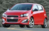 Chevrolet Sonic 2015 28 Car Background Wallpaper