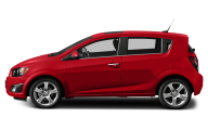 Chevrolet Sonic 2015 6 Cool Wallpaper