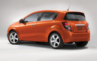 Chevrolet Sonic 2015 9 Desktop Wallpaper