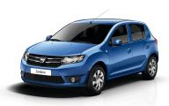 Dacia Sandero 11 Car Background