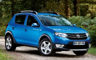 Dacia Sandero 15 Wide Car Wallpaper