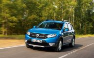 Dacia Sandero 17 Background