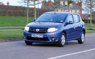 Dacia Sandero 20 Car Desktop Wallpaper