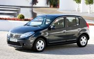 Dacia Sandero 5 Car Background