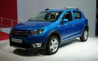 Dacia Sandero 6 Cool Wallpaper