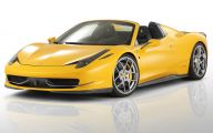 Ferrari 458 16 Background Wallpaper