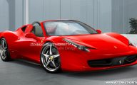 Ferrari 458 17 Car Background Wallpaper