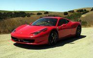 Ferrari 458 31 Car Desktop Wallpaper