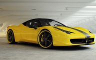 Ferrari 458 33 Widescreen Car Wallpaper
