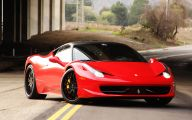 Ferrari 458 7 Wide Wallpaper
