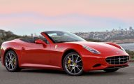 Ferrari California 21 Car Desktop Background