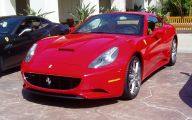 Ferrari California 34 Wide Car Wallpaper