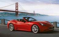 Ferrari California 38 Widescreen Car Wallpaper