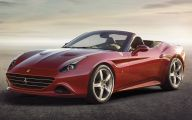 Ferrari California 39 Car Background Wallpaper