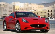 Ferrari California 4 Desktop Background