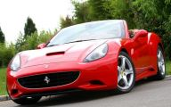 Ferrari California 40 Widescreen Car Wallpaper