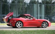 Ferrari California 8 High Resolution Wallpaper