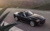 Fiat 124 Spider 23 Hd Wallpaper