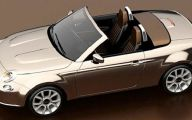 Fiat 124 Spider 26 Desktop Wallpaper