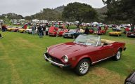 Fiat 124 Spider 32 Desktop Background