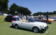 Fiat 124 Spider 34 Wide Car Wallpaper
