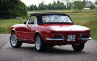 Fiat 124 Spider 35 Background
