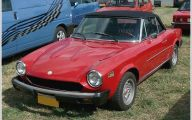 Fiat 124 Spider 38 Wide Car Wallpaper