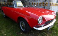 Fiat 124 Spider 4 Cool Wallpaper