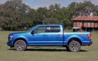 Ford F-150 24 Wide Wallpaper