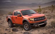 Ford F-150 34 Widescreen Car Wallpaper