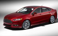 Ford Fusion 1 Cool Car Hd Wallpaper