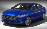 Ford Fusion 15 Cool Car Hd Wallpaper